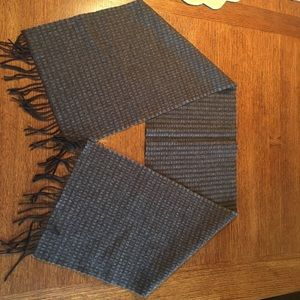 Other - Men's wool scarf